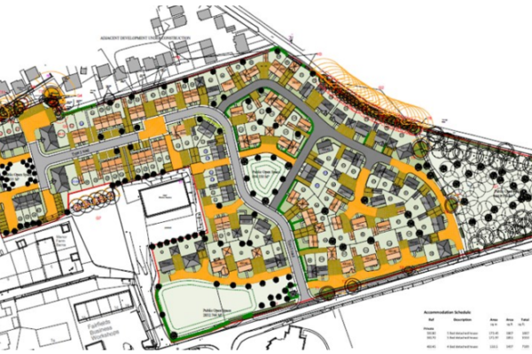 Residential Development on Land North of Hemsby Road, Martham
