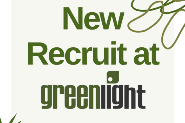 New Recruit: An Assistant Ecologist Joins the Greenlight Team